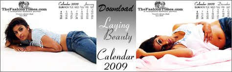 TheFashionTimes.com Calendar 2009